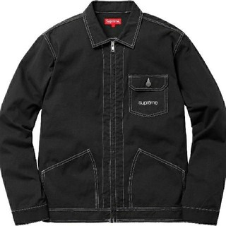 シュプリーム(Supreme)のSupreme Contrast Stitch Work Jacket M(ブルゾン)
