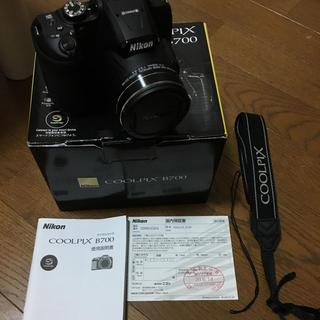 ニコン(Nikon)のNikon b700(コンパクトデジタルカメラ)