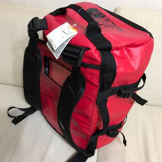 ザノースフェイス(THE NORTH FACE)の新品 💕ノースフェイス  ドラムバッグ リュック✨ 33L(ドラムバッグ)