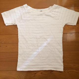 オゾック(OZOC)のOZOCのトップス(カットソー(半袖/袖なし))