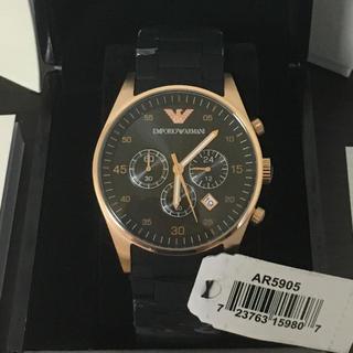 エンポリオアルマーニ(Emporio Armani)の新品 エンポリオアルマーニ AR5905腕時計(腕時計(アナログ))