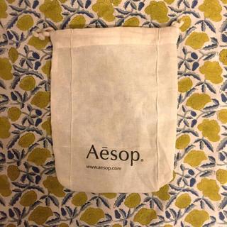 イソップ(Aesop)のaesop 巾着袋(ショップ袋)