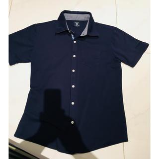 コムサコレクション(COMME ÇA COLLECTION)のコムサ ポロシャツ 紺 未使用(ポロシャツ)