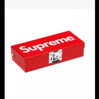 シュプリーム(Supreme)のsupreme strage BOX LARGE(小物入れ)