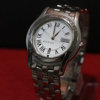グッチ(Gucci)のGUCCI 新品電池 5500m(腕時計(アナログ))