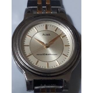 アルバ(ALBA)のSEIKO ALBA  型番V701-2F10 QUARTZ レディース腕時計♪(腕時計)