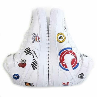 シュプリーム(Supreme)のNIKE×supreme NBA Air force1 (スニーカー)
