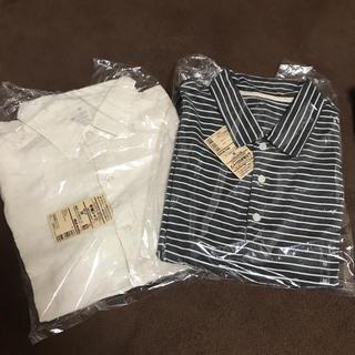 ムジルシリョウヒン(MUJI (無印良品))の無印★紳士★Mサイズ★シャツ★ポロシャツ★新品(ポロシャツ)