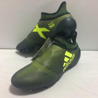 アディダス(adidas)のadidas x 17+ ピュアスピード 新品 27cm(シューズ)