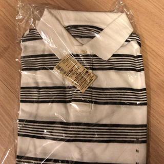 ムジルシリョウヒン(MUJI (無印良品))の無印良品 メンズ M ポロシャツ 新品(ポロシャツ)