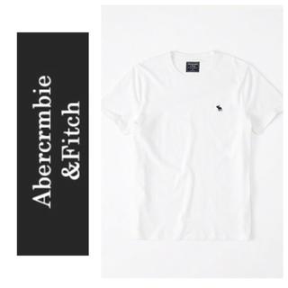 アバクロンビーアンドフィッチ(Abercrombie&Fitch)の◎M◎新品正規品◎アバクロ◎Abercombie&Fitch◎UネックTシャツ◎(Tシャツ/カットソー(半袖/袖なし))