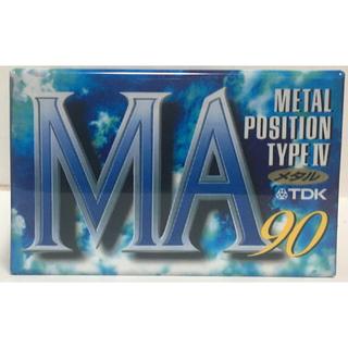ティーディーケイ(TDK)のTDK メタルテープ MA 90分×10本セット(その他)