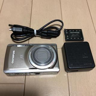 オリンパス(OLYMPUS)のオリンパス デジタルカメラ(コンパクトデジタルカメラ)