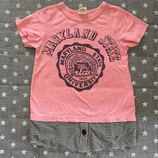 エフオーキッズ(F.O.KIDS)のF.O.KIDS、女の子Tシャツ、120(Tシャツ/カットソー)