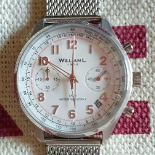 セイコー(SEIKO)の[美品] ウィリアム エル腕時計(腕時計(アナログ))