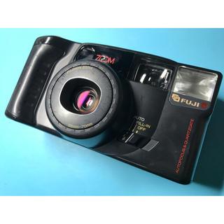 フジフイルム(富士フイルム)のマクロ機能有り! かわいいカメラ FUJIFILM ZOOM CARDIA700(フィルムカメラ)