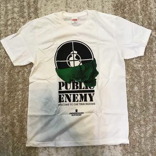 シュプリーム(Supreme)のSupreme x UC x PE Terrordome Tシャツ 白M(Tシャツ/カットソー(半袖/袖なし))