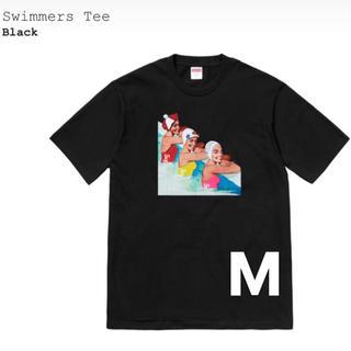 シュプリーム(Supreme)のSupreme swimmers tee(Tシャツ/カットソー(半袖/袖なし))