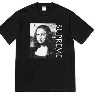 シュプリーム(Supreme)の希少 XLサイズ supreme mona lisa tee(Tシャツ/カットソー(半袖/袖なし))