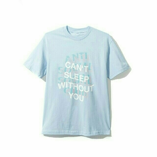 シュプリーム(Supreme)のAnti Social Social Club BACK PAIN TEEL(Tシャツ/カットソー(半袖/袖なし))