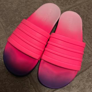 アディダス(adidas)のアディダス  サンダル  アディレッタ(サンダル)