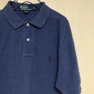 ラルフローレン(Ralph Lauren)のラルフローレン デニム風ポロシャツ(ポロシャツ)