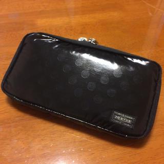 ポーター(PORTER)のPORTER GIRL ボンボン長財布(財布)
