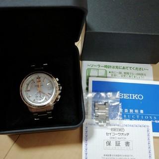 セイコー(SEIKO)のセイコー ブライツ      タグホイヤー オメガ オシアナス ハミルトン(腕時計(アナログ))