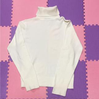 シマムラ(しまむら)のハイネックセーター(ニット/セーター)