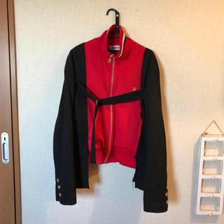 アンブッシュ(AMBUSH)のAmbush ジャージ切り換えテーラードジャケット 購入金額約50000円(テーラードジャケット)