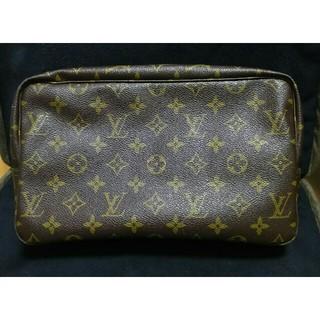 ルイヴィトン(LOUIS VUITTON)のヴィトン セカンドバッグ 化粧品ポーチ(セカンドバッグ/クラッチバッグ)
