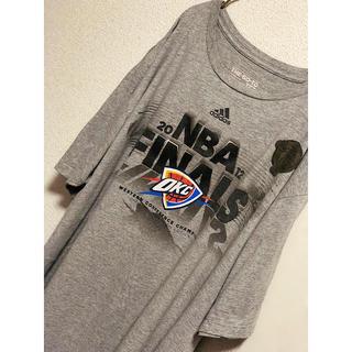 アディダス(adidas)のUSA古着 adidas アディダス NBA Tシャツ バスケ(Tシャツ/カットソー(半袖/袖なし))