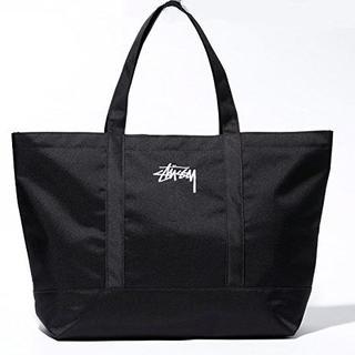 ステューシー(STUSSY)の【新品】ステューシー 刺繍入り 特大 トートバッグ(トートバッグ)