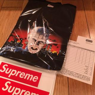 シュプリーム(Supreme)のSupreme Hellraiser Hell on Earth Tee(Tシャツ/カットソー(半袖/袖なし))