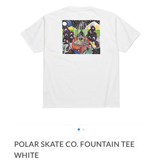 シュプリーム(Supreme)のPolar skate XL(Tシャツ/カットソー(半袖/袖なし))