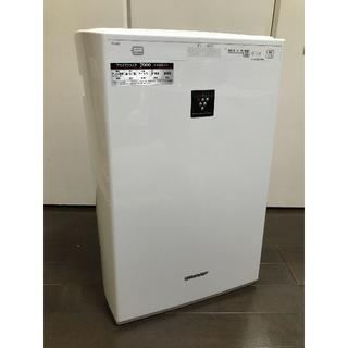 SHARP プラズマクラスター搭載 空気清浄機 ホワイト系 FU-A51-W(その他)