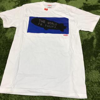 シュプリーム(Supreme)のsupreme Scarface Blimp Tee (Tシャツ/カットソー(半袖/袖なし))