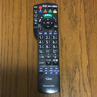 パナソニック(Panasonic)のパナソニック テレビリモコン n2qayb000589(その他)