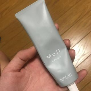 ルベル(ルベル)の新製品 moii クリームグローリーゼア(ヘアワックス/ヘアクリーム)