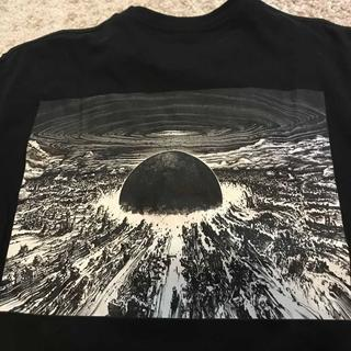 シュプリーム(Supreme)のSupreme×AKIRA Neo-Tokyo L/S Tee 黒M(Tシャツ/カットソー(七分/長袖))