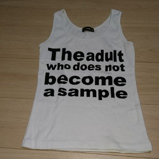 エゴイスト(EGOIST)のエゴイスト(Tシャツ(半袖/袖なし))