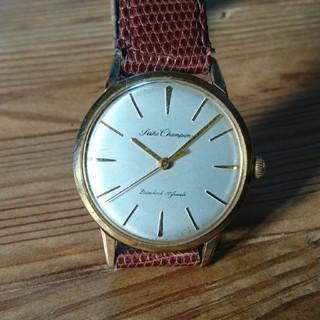 セイコー(SEIKO)のセイコー チャンピオン 最初機(腕時計(アナログ))