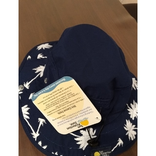 コストコ(コストコ)のmgmg様専用 キッズ帽子 ヤシの木柄&パイン(帽子)