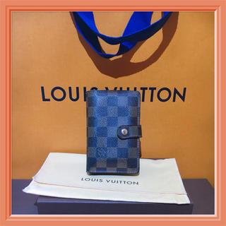 ルイヴィトン(LOUIS VUITTON)の[✨美品 早い者勝ち✨]ルイヴィトン  ダミエ がま口 財布(折り財布)