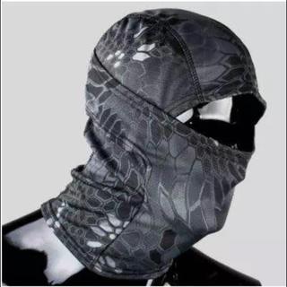 フェイスマスク  多機能 防寒 アウトドア バイカー 男女兼用 最安値 人気商品(ネックウォーマー)