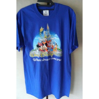 ディズニー(Disney)のディズニーランド Tシャツ大きめ(Tシャツ/カットソー(半袖/袖なし))