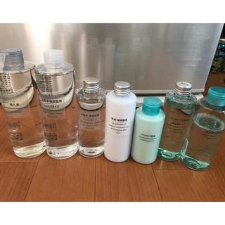 ムジルシリョウヒン(MUJI (無印良品))の無印良品化粧水セット(化粧水 / ローション)