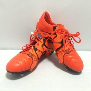 アディダス(adidas)のadidas x 15.1 SG LE 新品 28.5cm(シューズ)