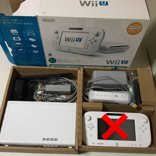 Wii U - WiiU スポーツプレミアムセット32ギガ