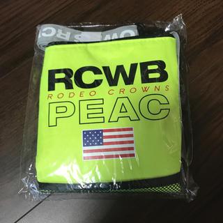 ロデオクラウンズワイドボウル(RODEO CROWNS WIDE BOWL)のRCWB☆ムック本 付録(ショルダーバッグ)